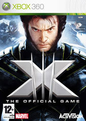 X-Men III: The Official Game for Xbox 360