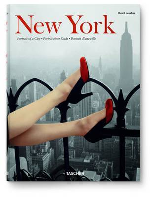 New York. Portrait of a City by Reuel Golden