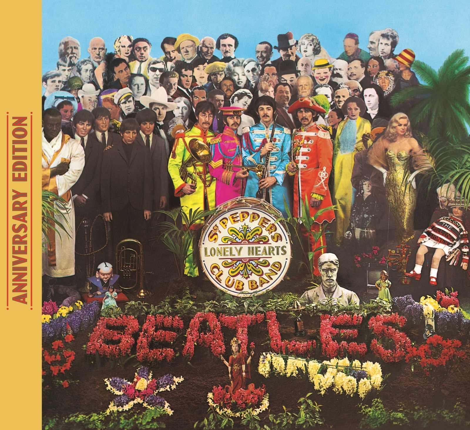 Sgt. Pepper's Lonely Hearts Club Band by The Beatles image