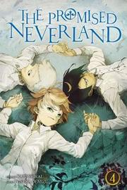 The Promised Neverland, Vol. 4 by Kaiu Shirai