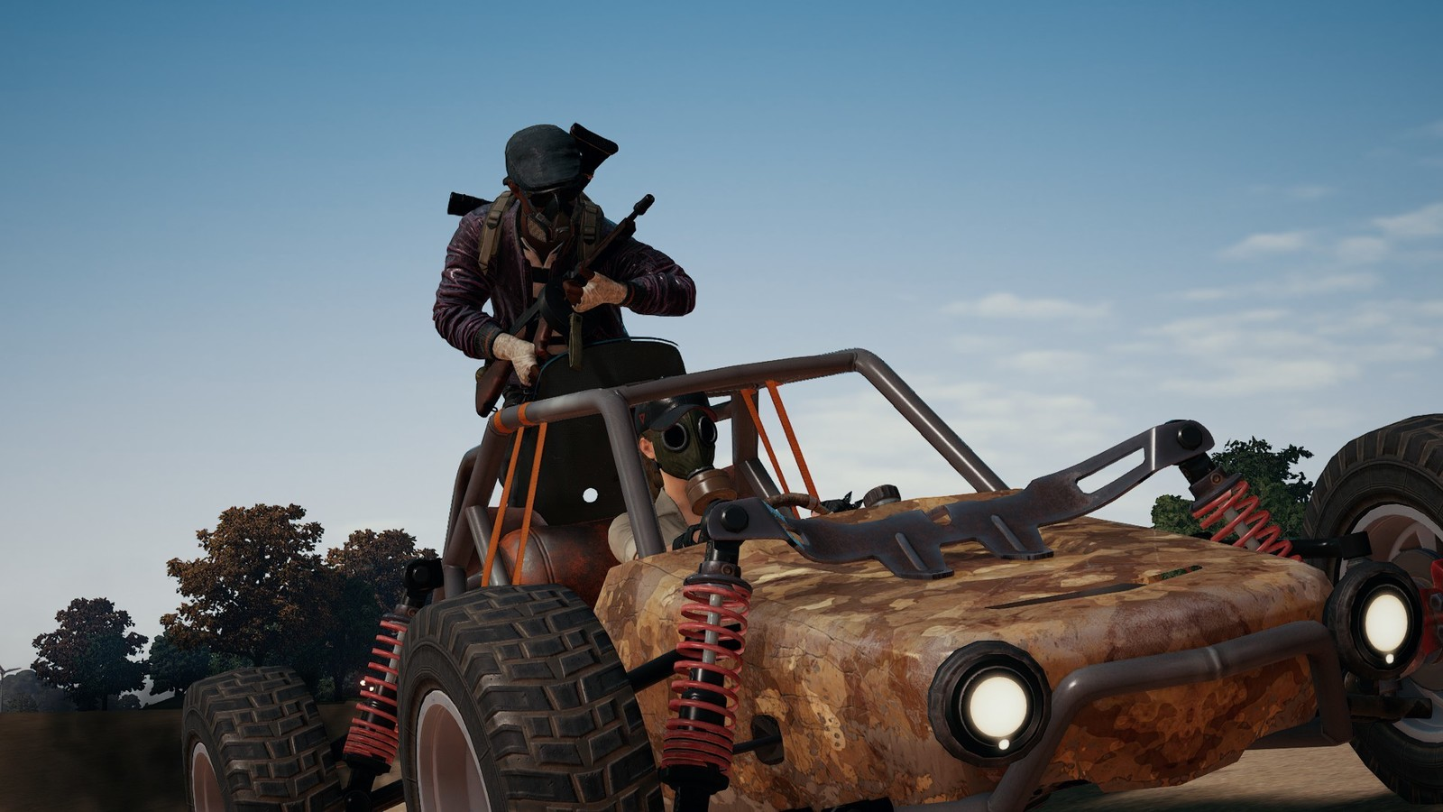 PlayerUnknown's Battlegrounds for PS4 image