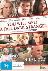 You Will Meet A Tall Dark Stranger on DVD