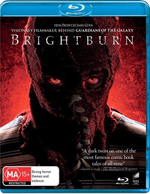Brightburn on Blu-ray