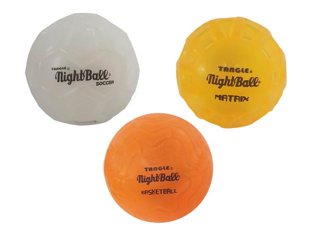 Britz 'n Pieces: Nightball Mini Ball - Soccer