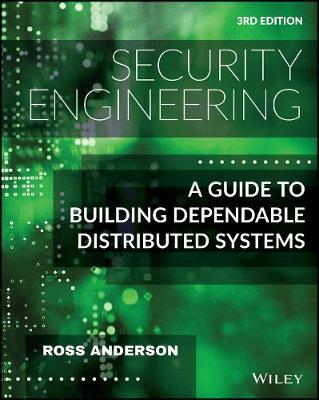 Security Engineering by Ross Anderson