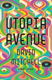Utopia Avenue by David Mitchell image