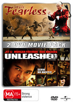 Fearless / Unleashed - Movie Pack on DVD