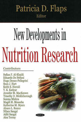 New Developments in Nutrition Research image