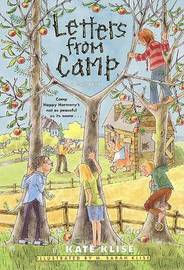 Letters from Camp by Kate Klise image