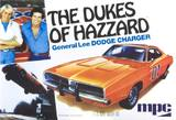 "MPC 1969 Dodge Charger ""General Lee"" 1/25 Model Kit"