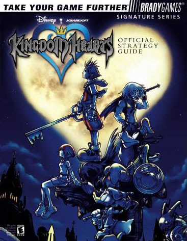 Kingdom Hearts Official Strategy Guide for PS2