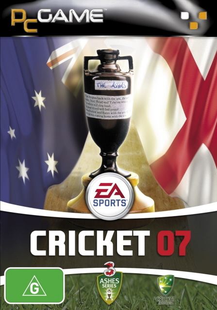 Cricket 07 for PC Games
