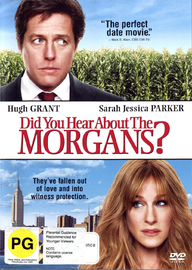 Did You Hear About The Morgans? on DVD