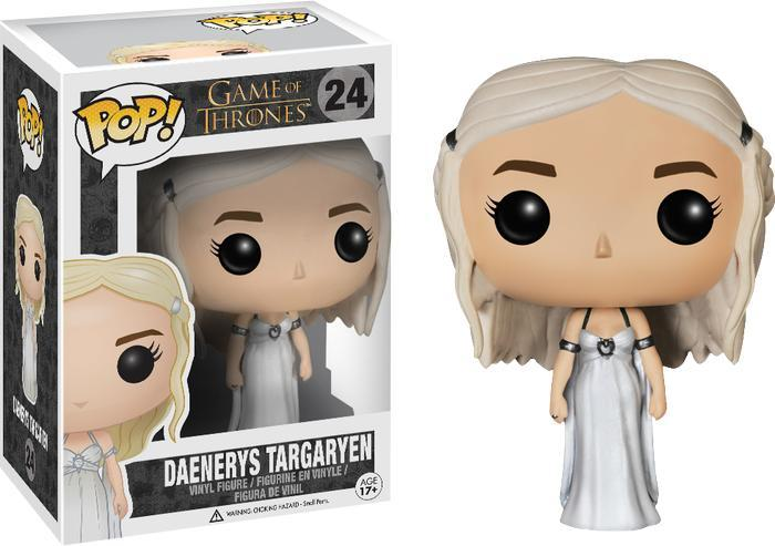 Daenerys Targaryen (Wedding Gown) - Pop! Vinyl Figure