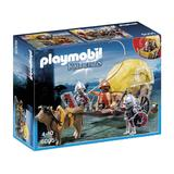 Playmobil: Hawk Knights with Camouflage Weapon(6005)