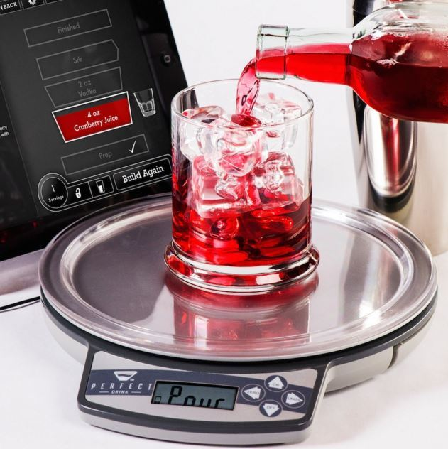 Perfect drink scale app at mighty ape australia for Perfect drink bluetooth scale