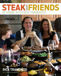 Steak with Friends by Rick Tramonto image