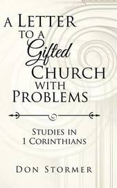 A Letter to a Gifted Church with Problems by Don Stormer image