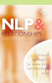NLP and Relationships by Joseph O'Connor image