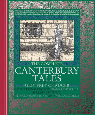 The Complete Canterbury Tales by Geoffrey Chaucer image