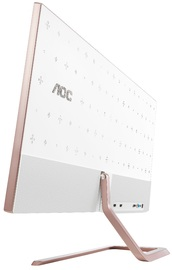 "27"" AOC QHD Limited Edition Swarovski Luxury Monitor image"