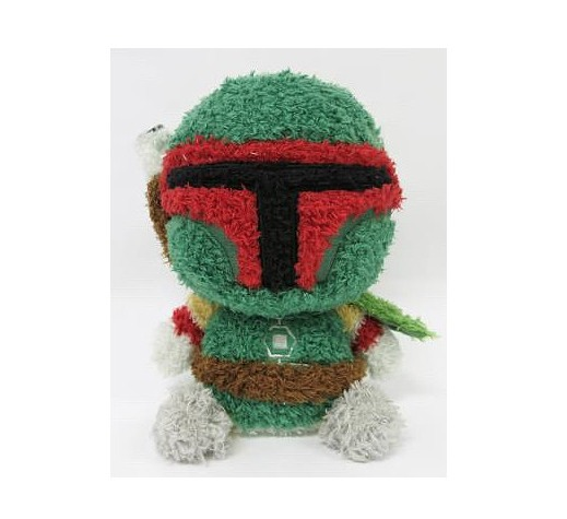 Star Wars: Poff Moff Plush - Boba Fett