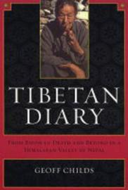 Tibetan Diary by Geoff Childs image