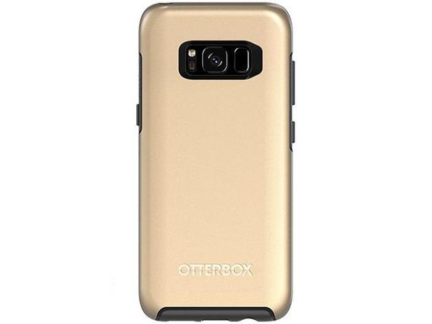 OtterBox Symmetry - Samsung Galaxy S8+ - Platinum Gold