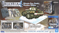Valkyria Chronicles 4 Premium Edition for PS4