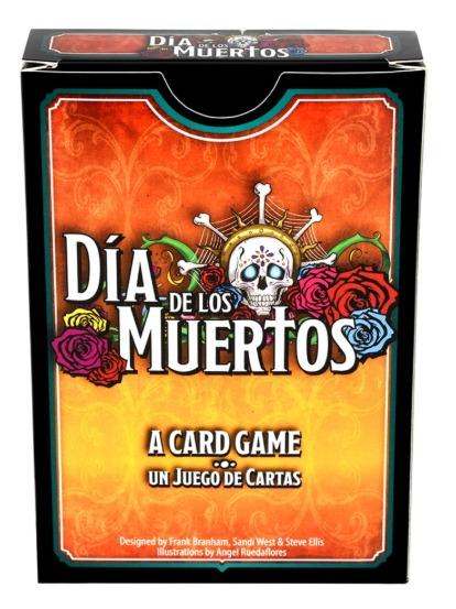 Dia de los Muertos - Card Game