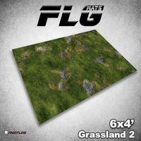 FLG Grasslands #2 Neoprene Gaming Mat (6x4)