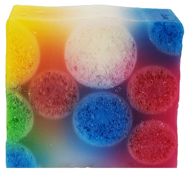 Bomb Cosmetics: Top of the Pops Sliced Soap (100g)