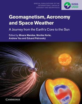 Geomagnetism, Aeronomy and Space Weather image