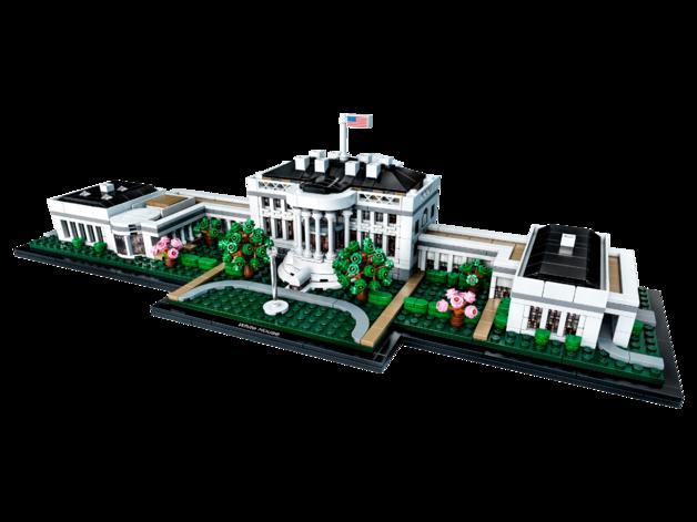 LEGO Architecture: The White House - (21054)