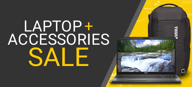 Laptop + Accessories Sale!