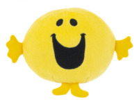 Mr Men & Little Miss: Mr Happy - Character Plush