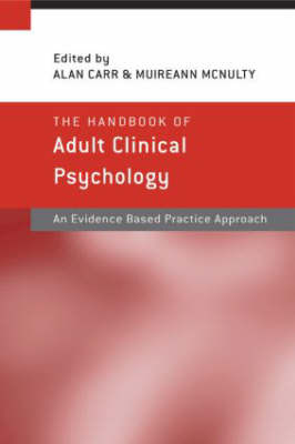 The Handbook of Adult Clinical Psychology image