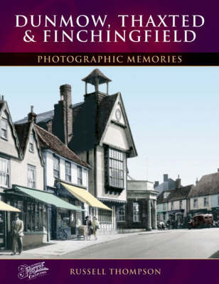 Dunmow, Thaxted and Finchingfield by Russell Thompson image