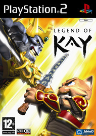 Legend of Kay for PS2