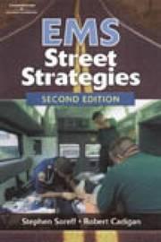 EMS Street Strategies by Stephen M. Soreff image