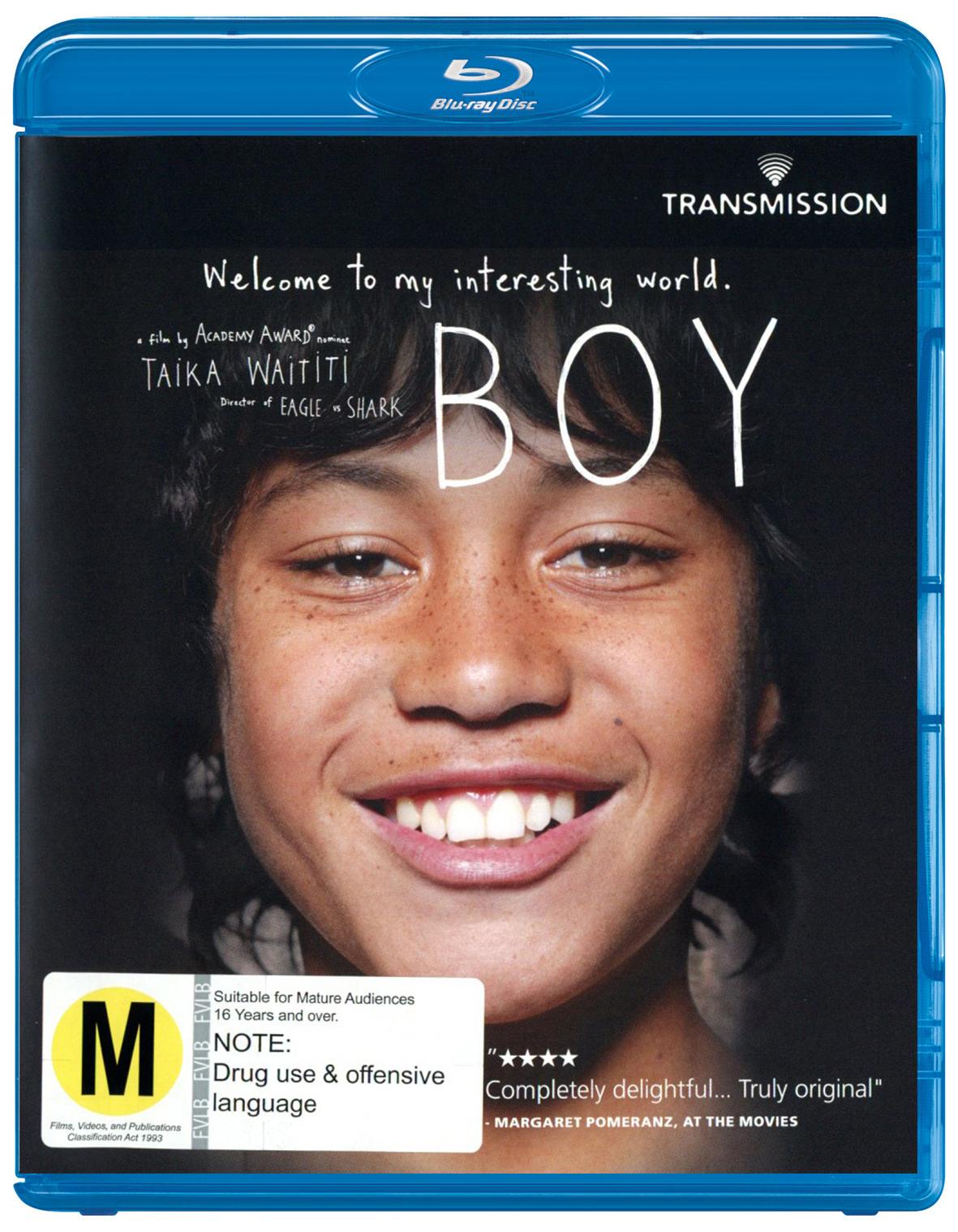 Boy on Blu-ray image