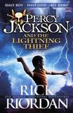Percy Jackson and the Lightning Thief (Percy Jackson #1) by Rick Riordan