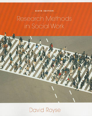 Research Methods in Social Work by David Royse image