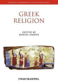 A Companion to Greek Religion image