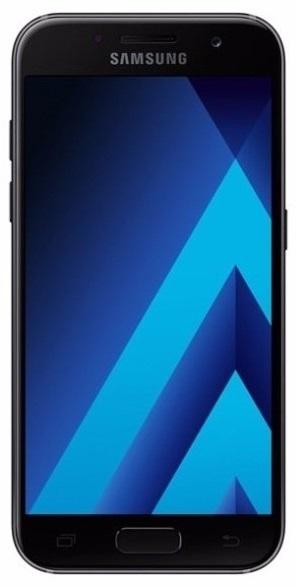 Samsung Galaxy A7 (2017) Smartphone 32GB Black image