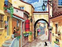 Paint by Numbers - Quiet Street image