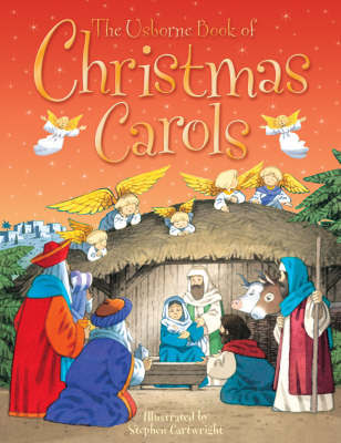 The Usborne Book of Christmas Carols by Anthony Marks