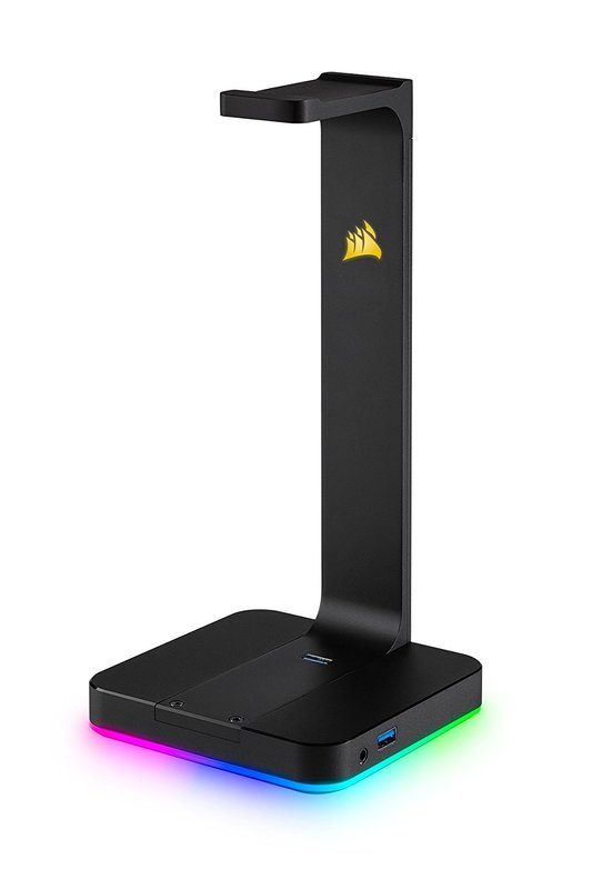 Corsair Gaming ST100 RGB Premium Headset Stand for PC