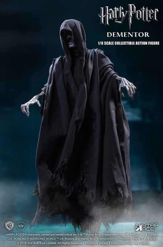 Harry Potter: Dementor - 1/8 Scale Collectors Figure