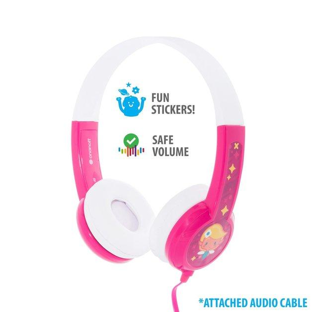 BuddyPhones - Standard Pink